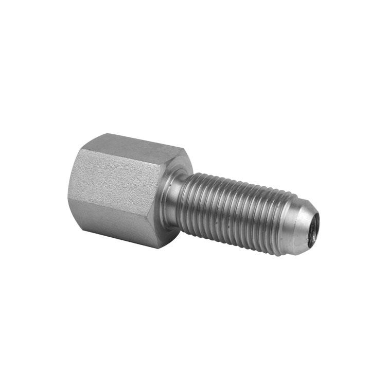 2705/2705-LN - Pipe Female to JIC Male Bulkhead Straight