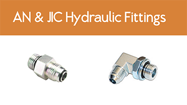 AN & JIC Hydraulics Fitting