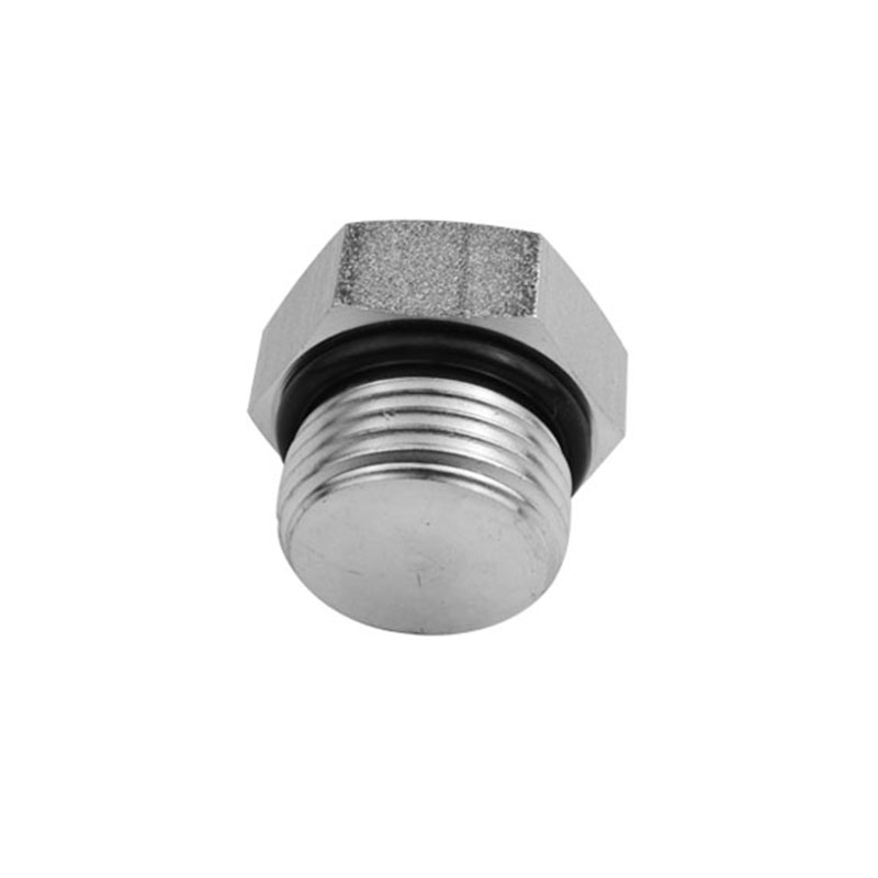 6408 - O-Ring Boss Male External Hex Plug