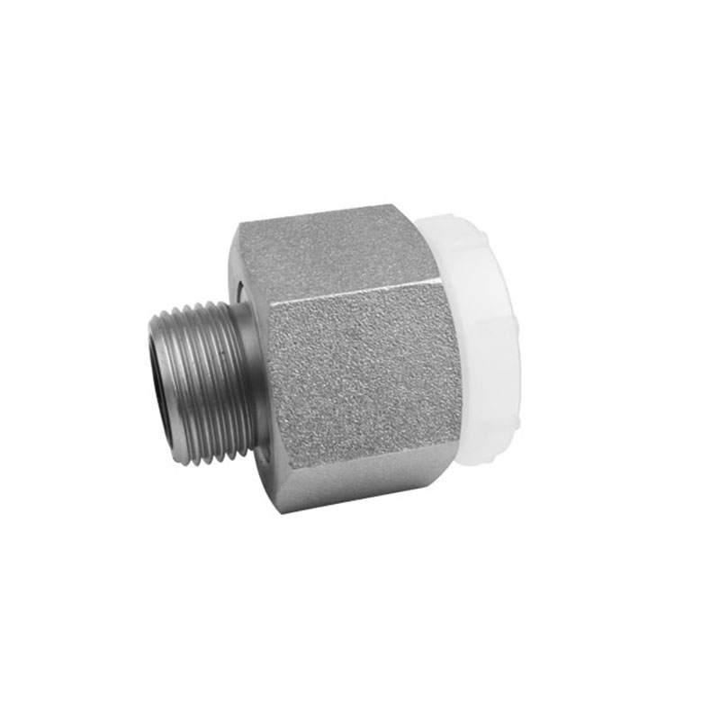 FS2406/FF2406 - ORFS Swivel Female to ORFS Male Reducer