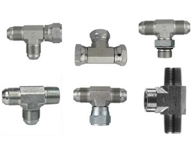 Hydraulic Tee Adapter