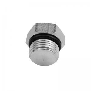 6408 - O-Ring Boss Male External Hex Plug