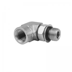 6805 - O-Ring Boss Male to Pipe Female Elbow 90°